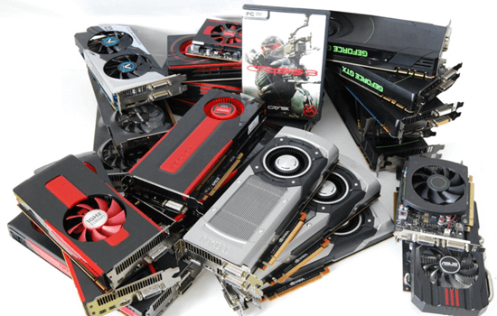 select best gpu for gaming pc