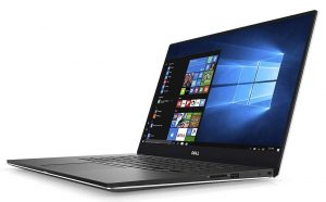 Dell XPS 15 Best laptops for video editing under 1000