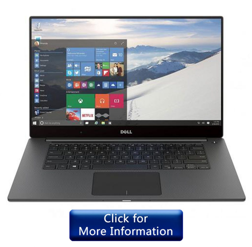 dell-xps-15-9550 best laptop for djing