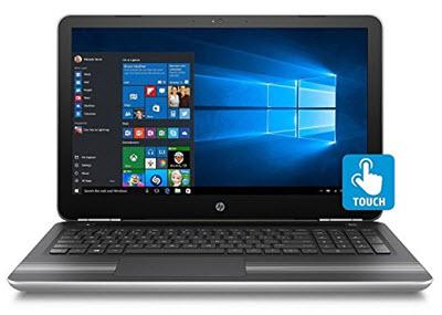 HP Pavilion 15t Touch Screen Best Laptop Under 800