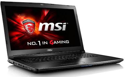 MSI Best Gaming Laptop Under 800