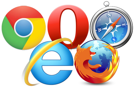Selecting The Web Browser
