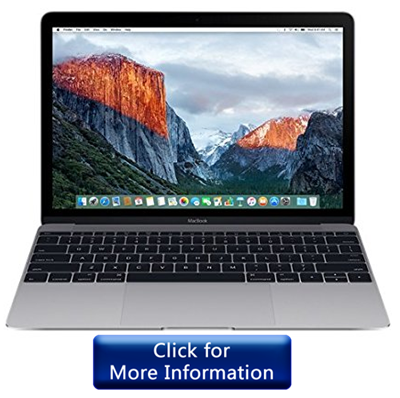 Apple MacBook (Early 2016) - best mac laptop for blogging