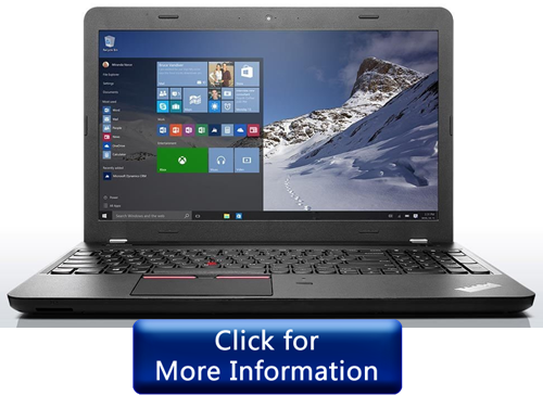 Lenovo 2019 Premium ThinkPad E580 – Cheap Laptop for Writers and Bloggers