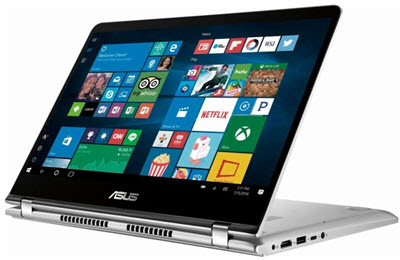 best laptop for real estate agents from Asus