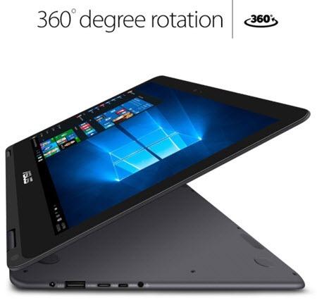 ASUS ZenBook Flip - best laptop for real estate agents