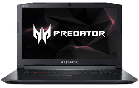 Acer Predator Helios 300 For Adobe Creative Suite