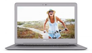 Asus Zenbook UX330UA -best laptop for video editing under $700