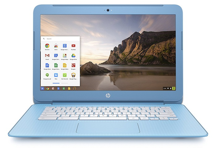 HP Chromebook 14 Inch Laptop