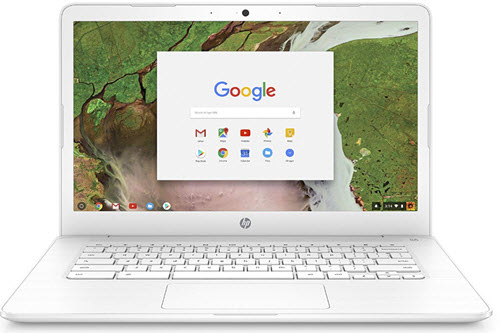 HP Chromebook 14 - Good for writers