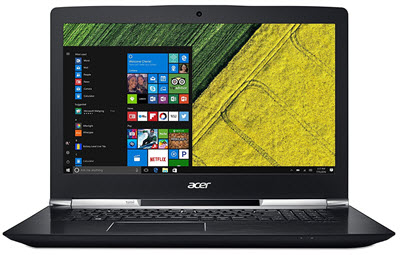 Acer Aspire V 17 Nitro Black Edition For Photo Editing