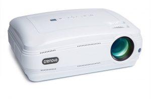 Crenova XPE680 720P HD Projector
