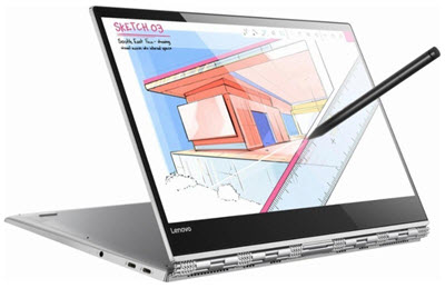 Lenovo 920 Best Laptop For Drawing 2018