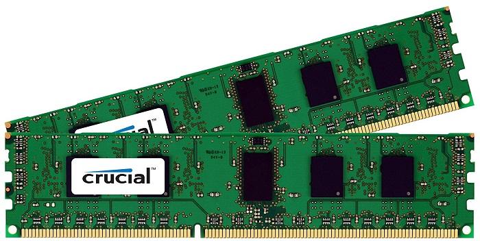 4GB RAM Crucial 2x2kit