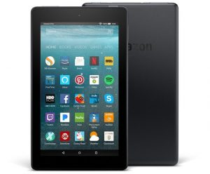 All New Fire 7 Tablet With Alexa