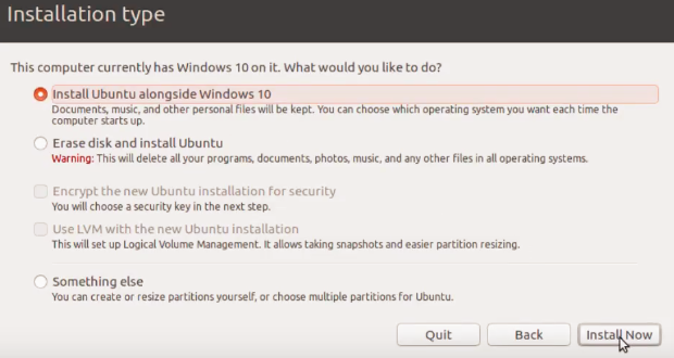 Install Linux On Windows Laptop