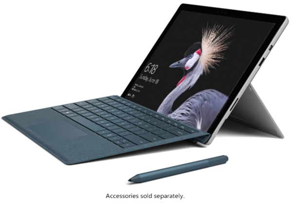 MS Surface Pro Best Windows 10 Laptop For Stock Market