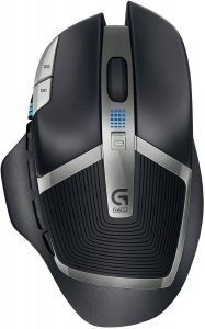 Logitech G602 Lag Free Wireless Gaming Mouse