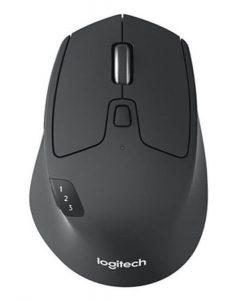 Logitech M720 Triathalon Multi Device Wireless Mouse