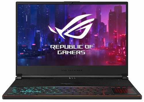 ASUS ROG Zephyrus S Ultra Slim Gaming Laptop