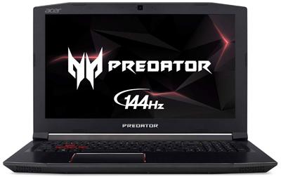 Latest Acer Predator Helios 300