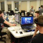 PC Gaming Setup LAN Party