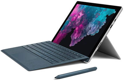 Surface Pro 6 Laptop for Programming
