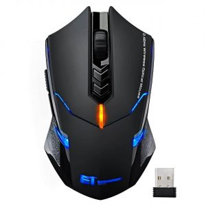VicTsing 2 4G Wireless Gaming Mouse