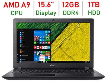 2018 Acer Aspire High Performance