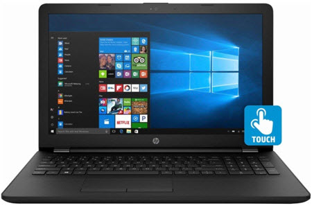 2018 HP Touch Screen Laptop