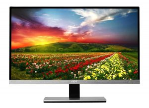 AOC I2367Fh 23 Inch IPS Frameless LED Lit Monitor, Full HD 1080p