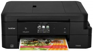 Brother Inkjet Printer, MFC J985DW
