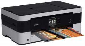 Brother MFC J4420DW All In One Color Inkjet Printer