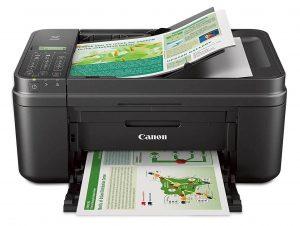 Canon MX492 Wireless All IN One Small Printer