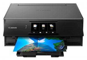 Canon TS9120 Wireless All In One Printer With Scanner And Copier