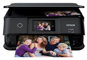Epson Expression Photo XP 8500 Wireless Color Photo Printer
