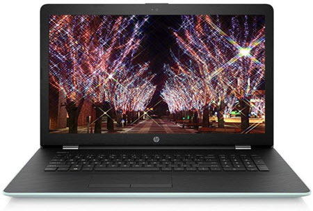 HP 17 3 HD Notebook For Gaming - Best gaming Laptops Under 500