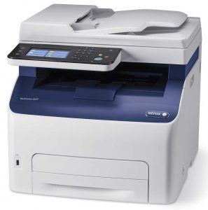 Xerox WorkCentre 6027 NI Wireless Color Multifunction Printer