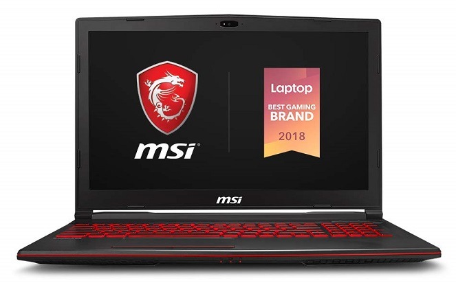 MSI GV63 8SE 014 Laptop For Photoshop