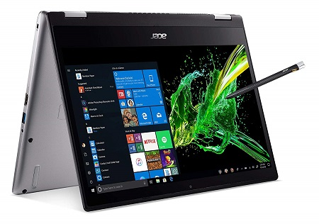 Acer Spin 3 Convertible Laptop Review