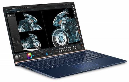 Asus ZenBook 13 Ultra Slim Laptop