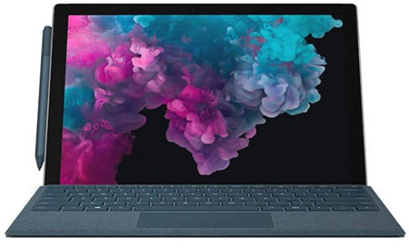 MS Surface Pro 6