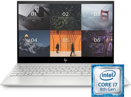 HP ENVY 13 3 Inch Thin Laptop