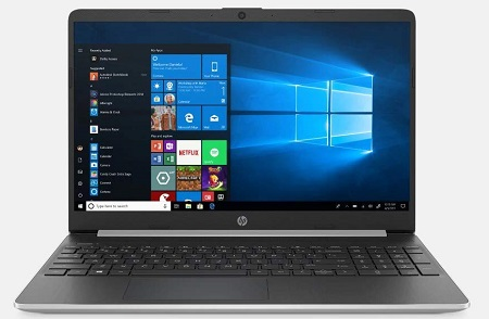 2020 HP 15 HD Touchscreen Premium Laptop
