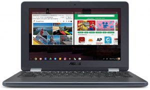 ASUS Chromebook Flip C213SA YS02 S With Stylus EMR Pen