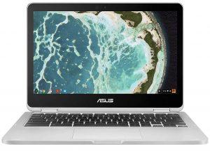 ASUS Chromebook Flip C302CA DH54 12 5 Inch Touchscreen Convertible Chromebook
