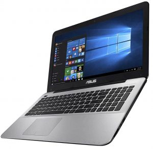 ASUS X555DA 15 6 Inch HD Laptop, AMD Quad Core A12 9700P