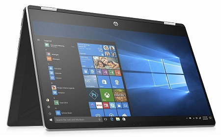 New HP Pavilion 2 In 1 Laptop