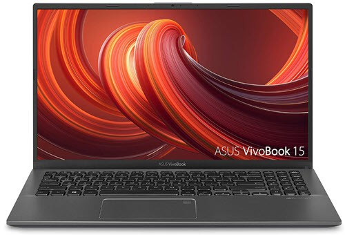 ASUS VivoBook 15 Thin And Light Laptop