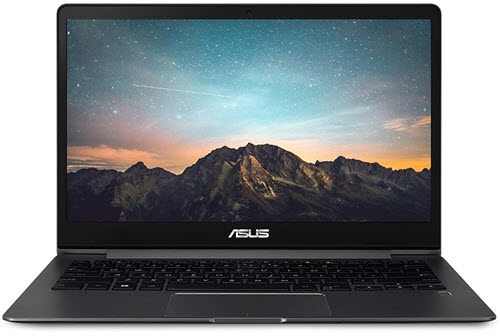 Asus Windows laptop